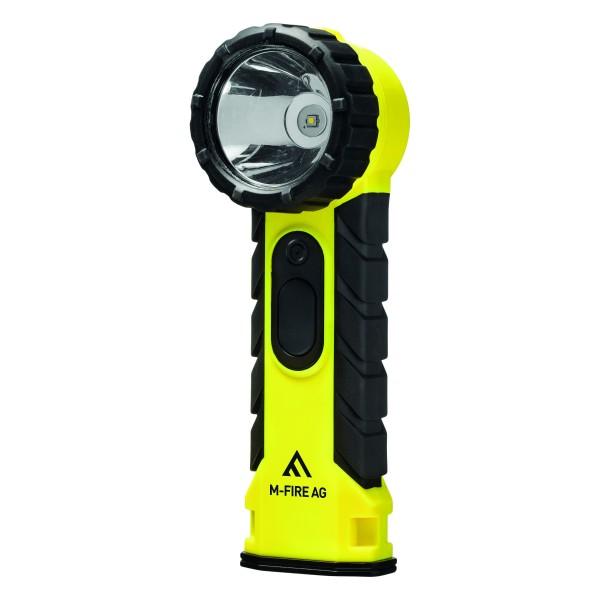 M-Fire AG LED Winkelkopflampe