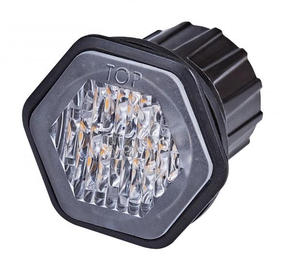 Button LED Warnmodul