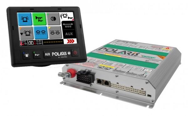 Polaris Touchscreen Multiplex Steuerungssystem