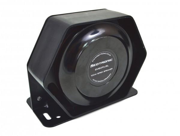 Flachlautsprecher 100 Watt - 8 Ohm