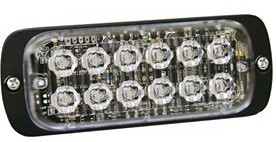 SlimLine 26 LED Front- / Heckblitzer