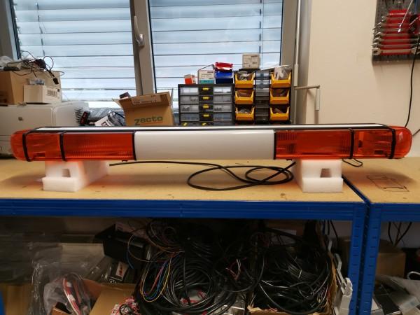 Alcyone LED Gelblichtbalken - 1500 mm - 12/24 Volt - NEU