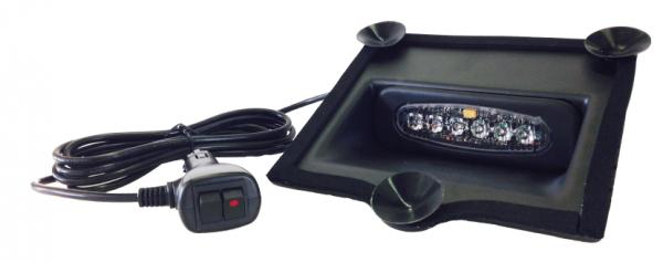 XLT LED Windschutzscheibenblitzer