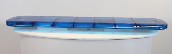 Bullit Basic LED Warnbalken - DIN Blau - 8 LED Module - 1380 mm - 12/24 Volt