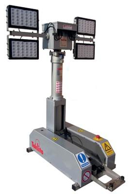LED Lichtmastsysteme